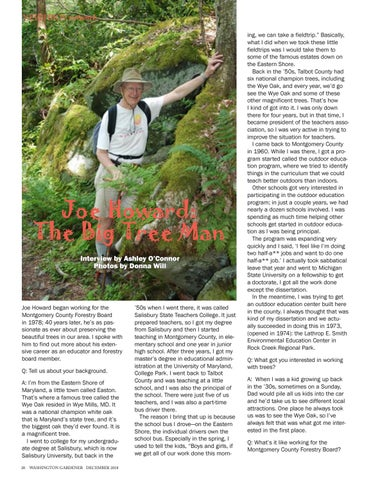 Page 20 of Joe Howard:  The Big Tree Man