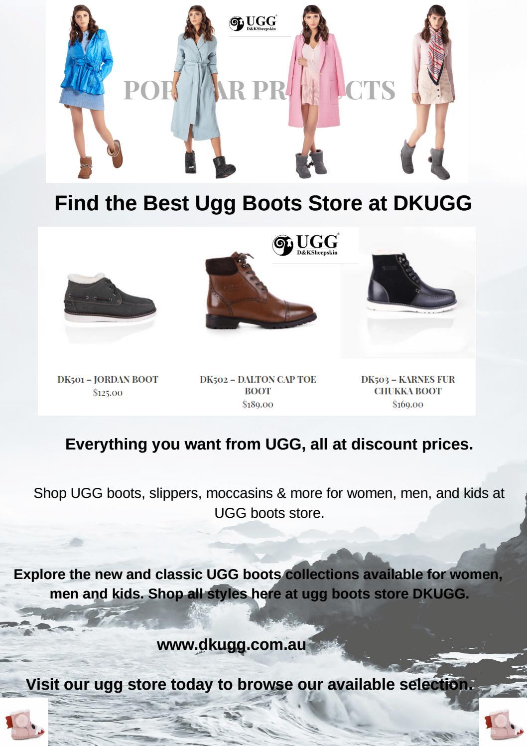 best ugg prices