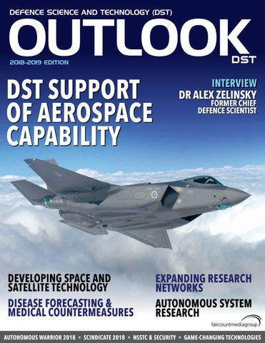 92d99784a2e Defence Science and Technology Outlook 2018 by Faircount Media Asia ...