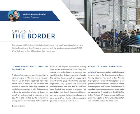 Page 22 of Crisis at the Border