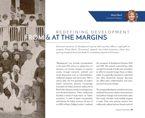 Page 49 of Redefining Development From & At The Margins