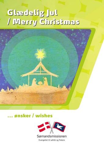 Glædelig jul / Merry Christmas from The Dansish Seamen´s