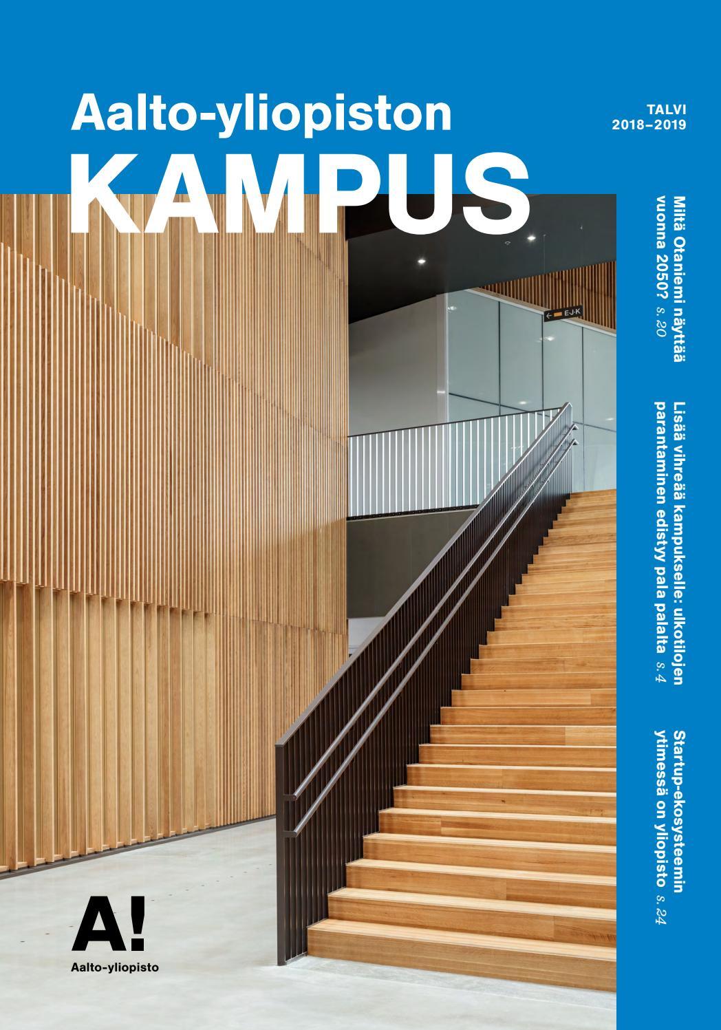Aalto Yliopiston Kampus By Aalto University Issuu