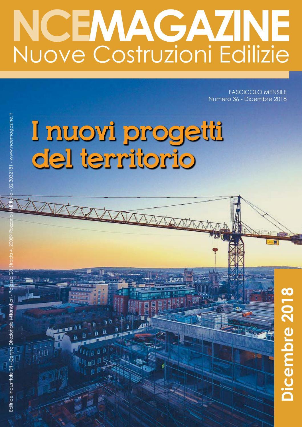Progetti Srl Carate Brianza ncemagazine by ncemagazine - issuu