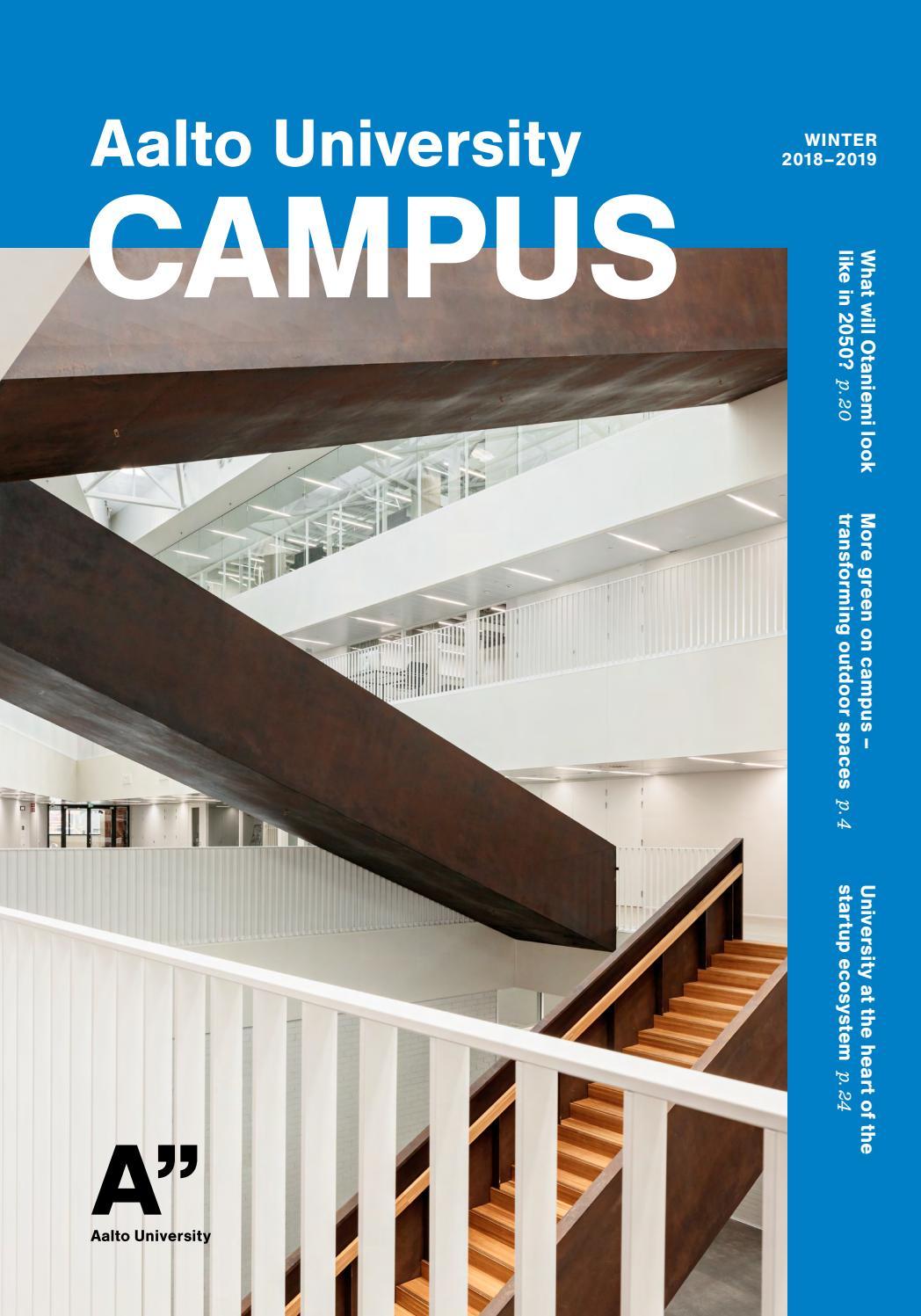 Aalto University Campus By Aalto University Issuu