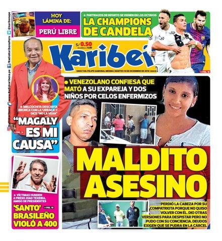 Diario Universal Ediciones Digitales Karibeña Issuu By Corporación mNnO0v8w