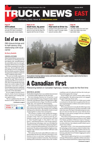 Truck News January 2019 by Annex Business Media - issuu