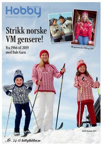 00c8a1d3 Hobbyklubben medlemsblad 24 2018 by Cappelen Damm AS - issuu