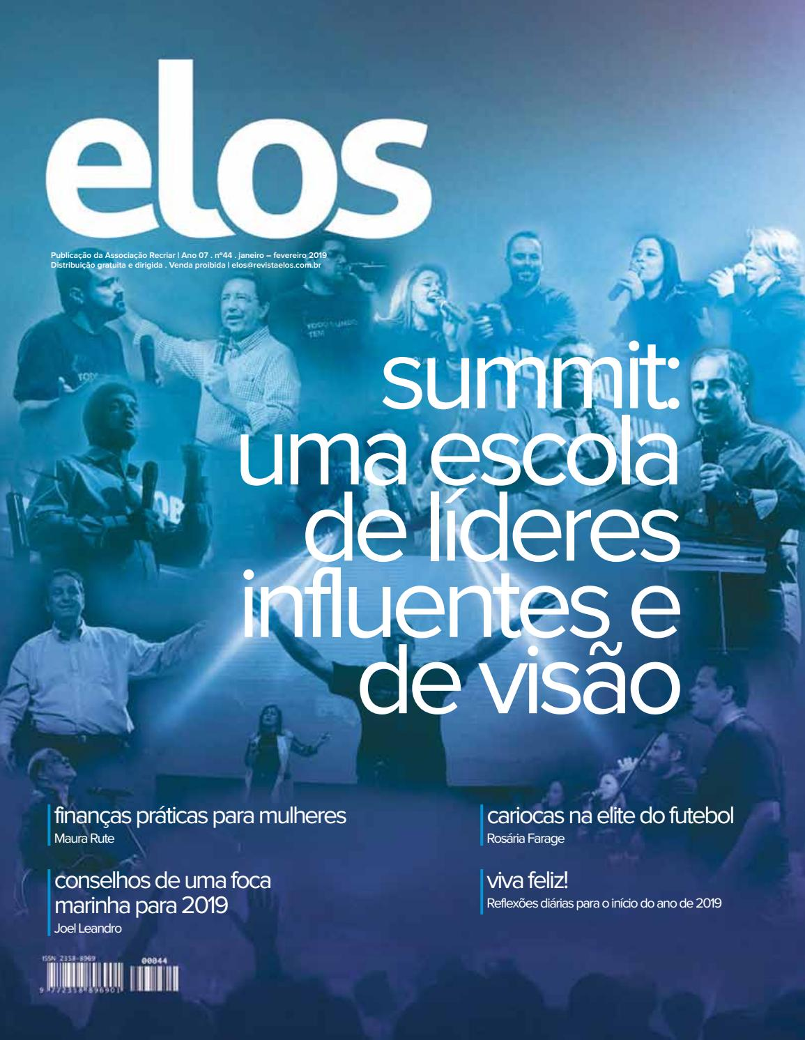 6ee4d7b41 Revista Elos . Janeiro - Fevereiro 2019 by Revista Elos - issuu