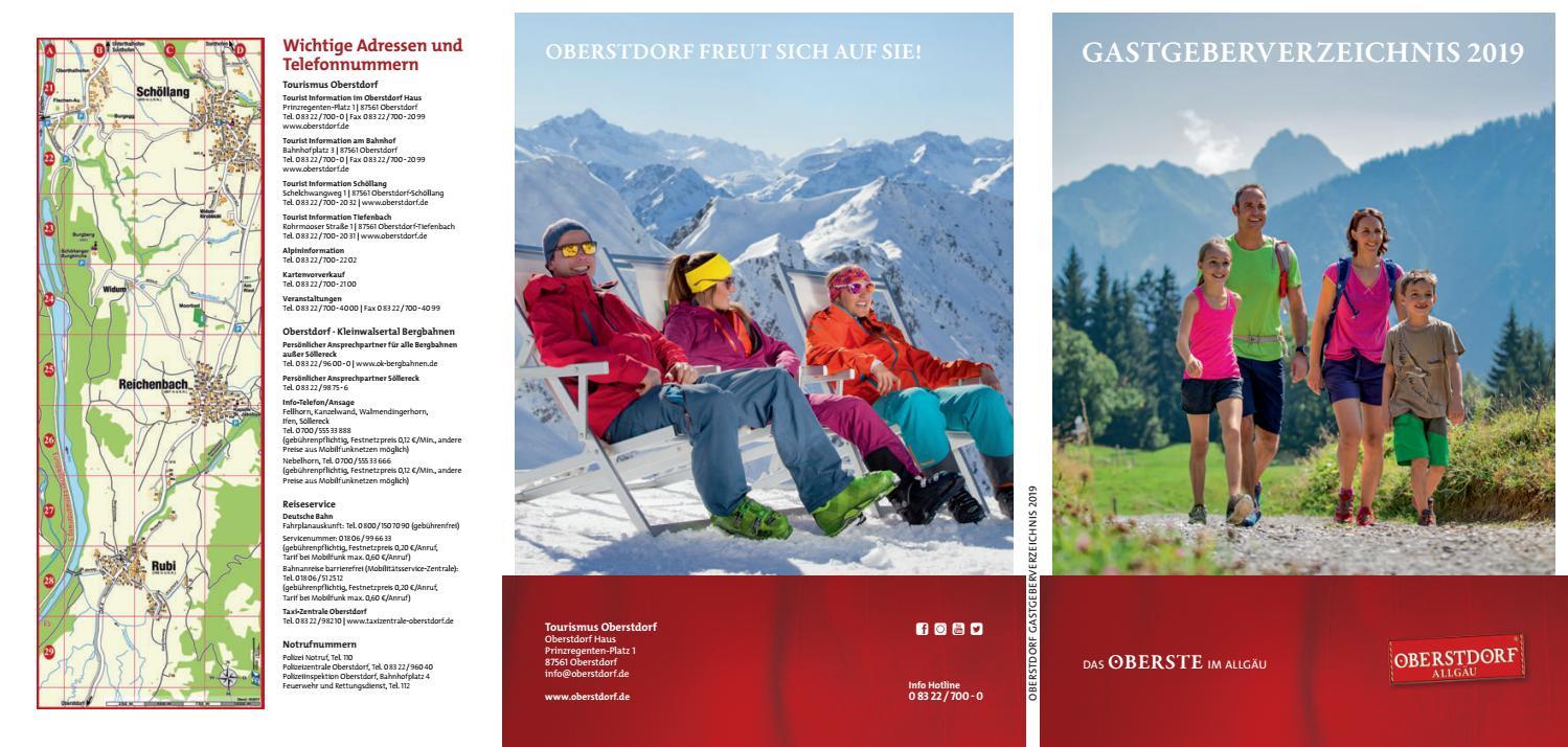 gastgeberverzeichnis 2019 by tourismus oberstdorf issuu  grossanierung historischer charme der sommerberg bahn bleibt erhalten #10