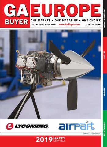 GA Buyer Europe January 2019 by AvBuyer Ltd  - issuu