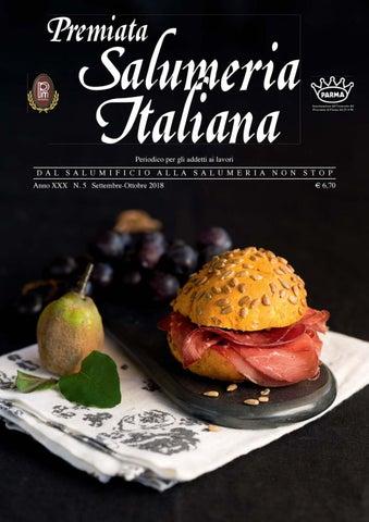 Premiata Salumeria Italiana 5-2018 by EDIZIONI PUBBLICITA  ITALIA ... 7e2467f39e00