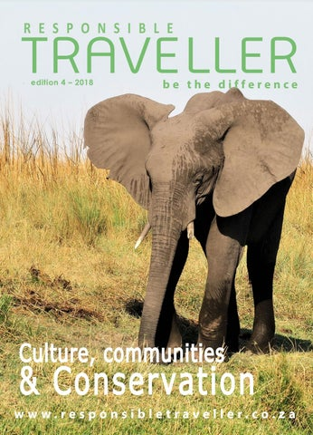 21545131695a Edition 4 2018 by Responsible Traveller - issuu
