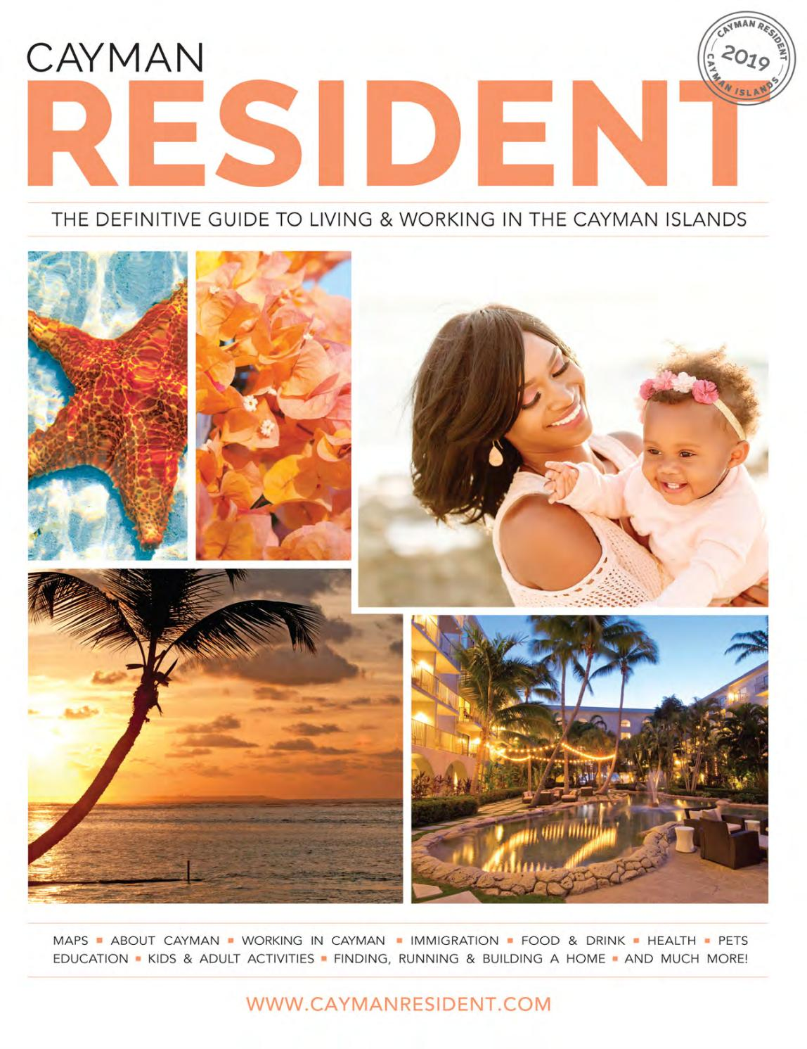 Cayman Resident 2019 by Acorn Publishing Co  Ltd  - issuu