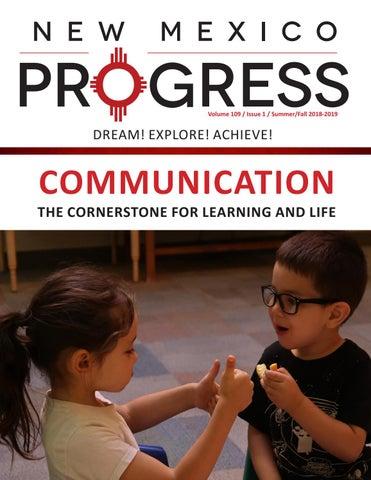 New Mexico School for the Deaf - Progress Magazine - Summer