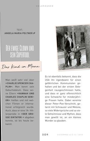 Page 209 of Die frühen Jahre des Charlie Chaplin