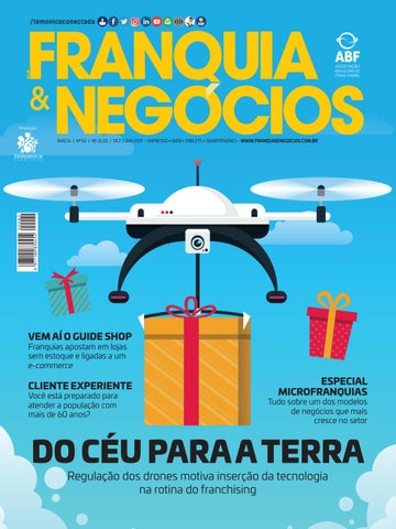 a20a919de Revista Franquia   Negócios   82 by Editora Lamonica Conectada - issuu