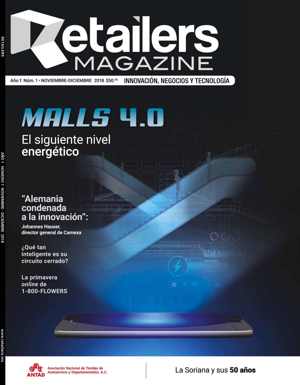 be077178a1 Revista Retailers Magazine – Edición Nov- Dic 2018 by Puntual Media - issuu