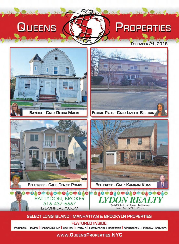 Queens Ny December 21 2018 Queens Properties Magazine By