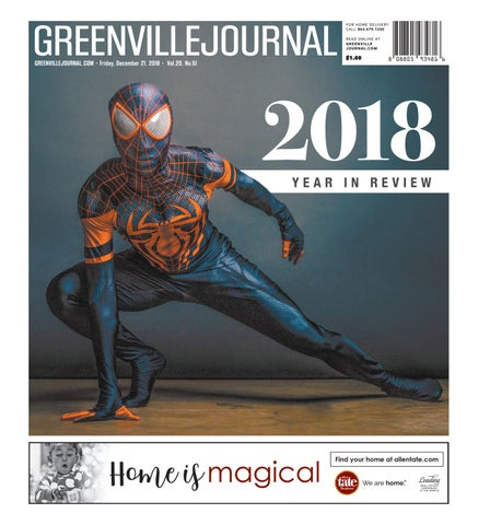 December 21, 2018 Greenville Journal
