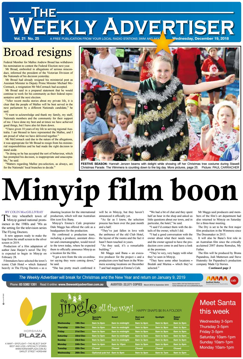 b47f1acd1 The Weekly Advertiser - Wednesday