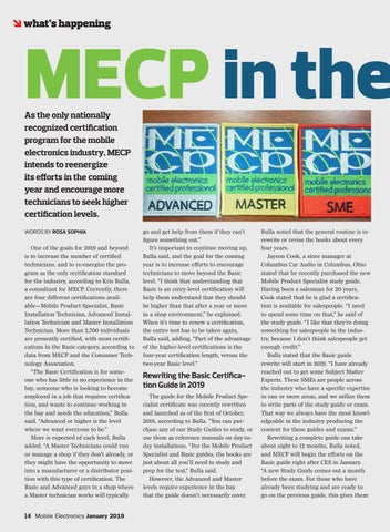 Page 14 of MECP in the Year Ahead