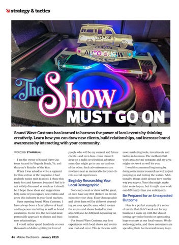 Page 44 of Strategy & Tactics - The Show Must Go On