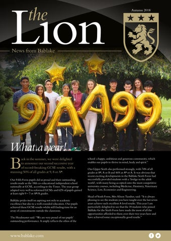 Frohe Weihnachten Miss Kingsley.The Lion Issue 77 By Bablake Issuu