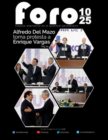 Revista Foro 10 25 Edición 431 By Revista Foro 10 25 Issuu