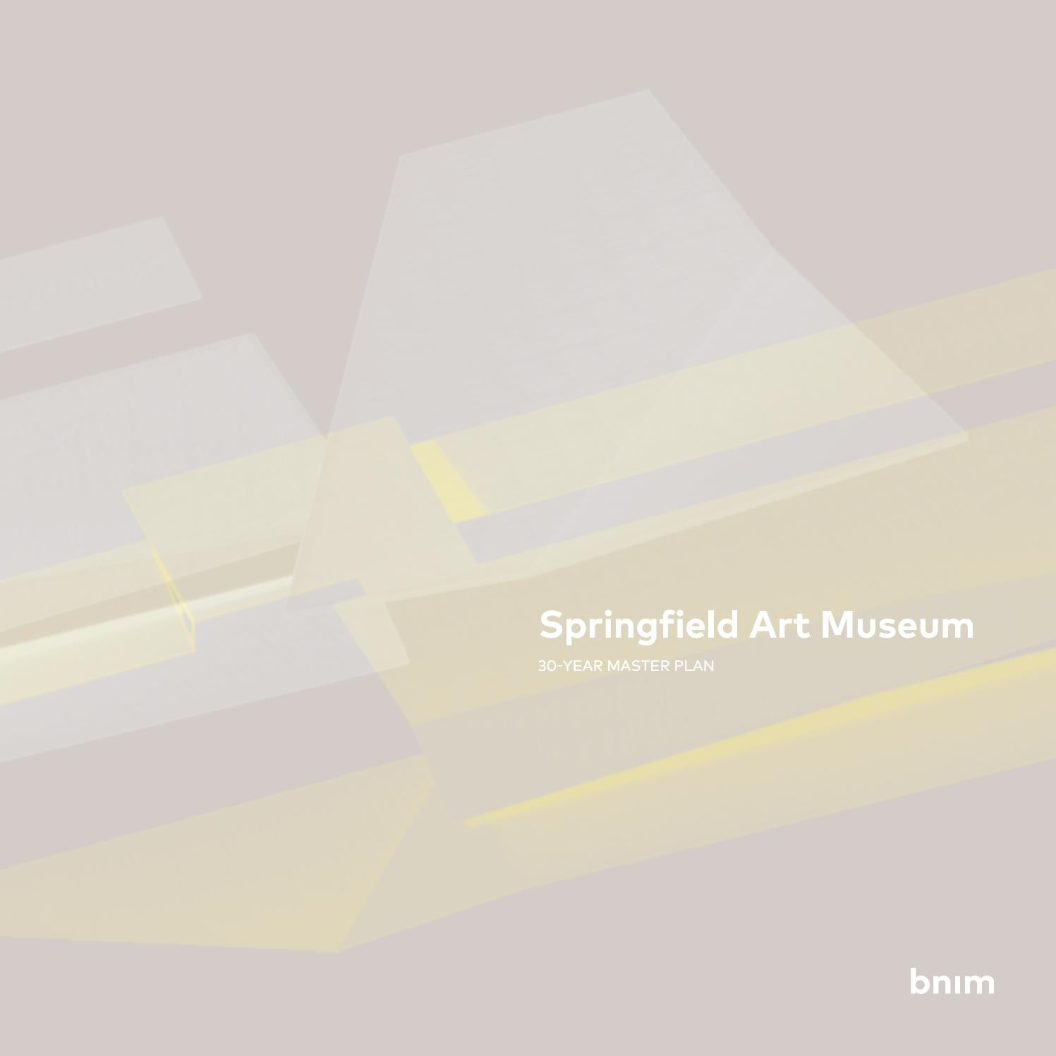Springfield Art Museum by BNIM - issuu