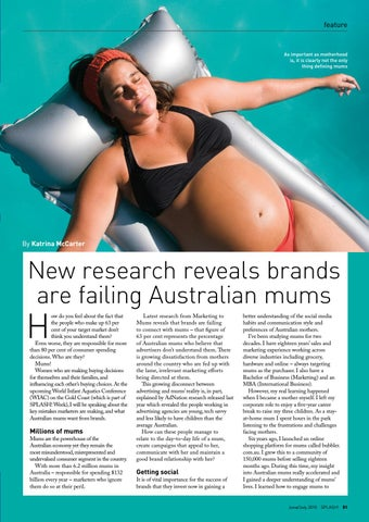 Page 51 of New research reveals brands are failing Australian mums