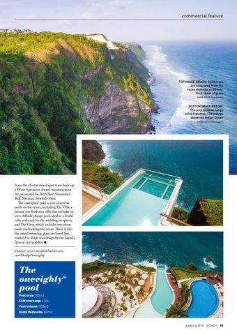 Page 95 of Clifftop pool inspires travellers