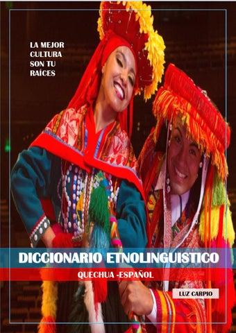 By Garate Villavicencio Diccionario Quechua Issuu Lautaro SMVqzpU