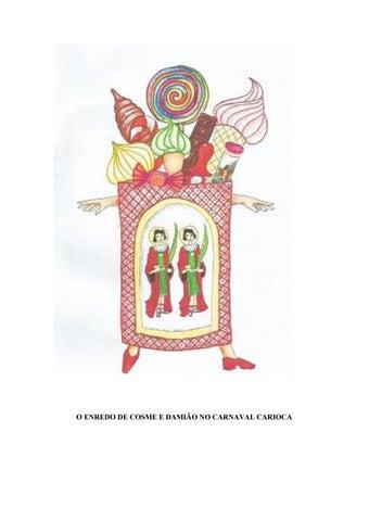 7f5da796d559d O enredo de Cosme e Damião no carnaval carioca by Portal Academia do ...