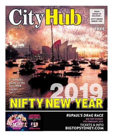 City Hub 20 December 2018