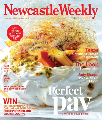 caf2550f3d9 13 December 2018 by Newcastle Weekly Magazine - issuu