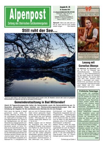 Dating portal aus bad mitterndorf, Weikendorf nette leute