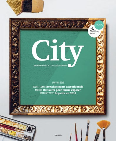 City Janvier 2019 by Maison Moderne - issuu 6c26b9f297e
