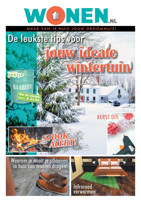 Rooklucht Uit Leren Bank.Wonen December 2018 Meerbode By Wonen Nl Magazine Issuu