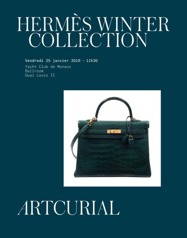 afe1a1c7c4 Hermès Winter Collection by Artcurial - issuu