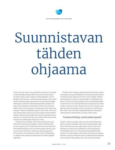 Page 23 of Suunnistavan tähden ohjaama