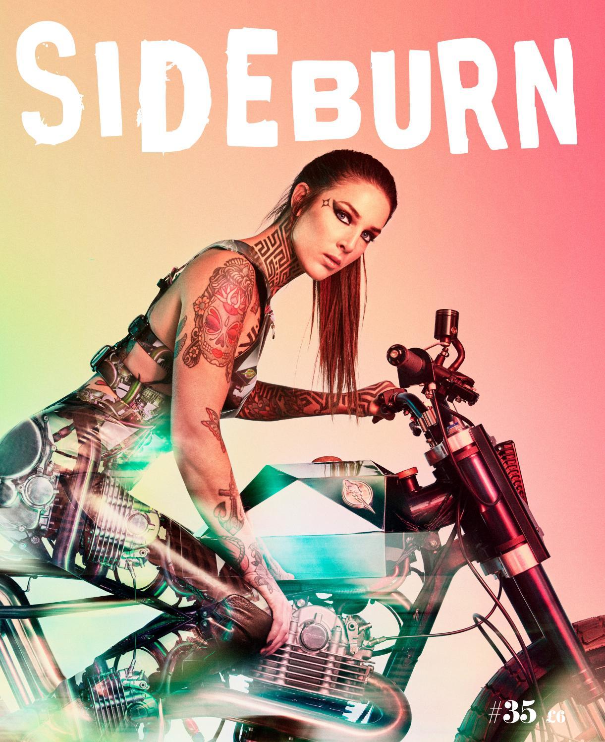 Sideburn 35 by Sideburn Magazine - issuu