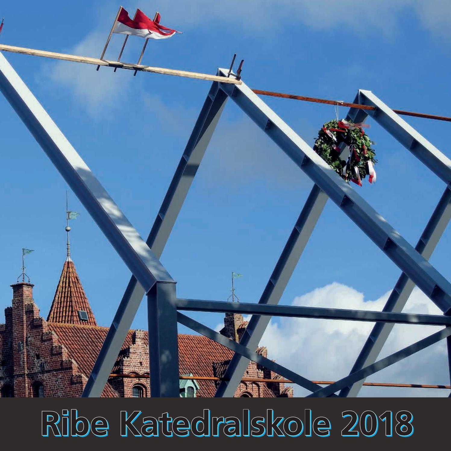 a2d5952630b0 Ribe Katedralskole Årsskrift 2018 by Grafisk Trykcenter - issuu