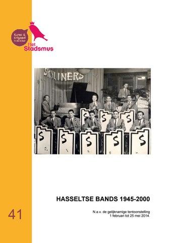 1e67b72284a KEIK 41. Hasseltse bands 1945-2000 by Het Stadsmus - issuu