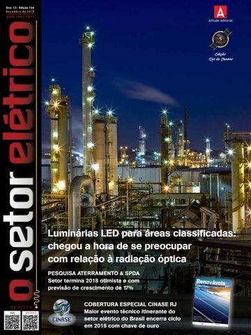 9bb43de3eeb O Setor Elétrico (edição 154 - Nov 2018) by Revista O Setor Elétrico ...