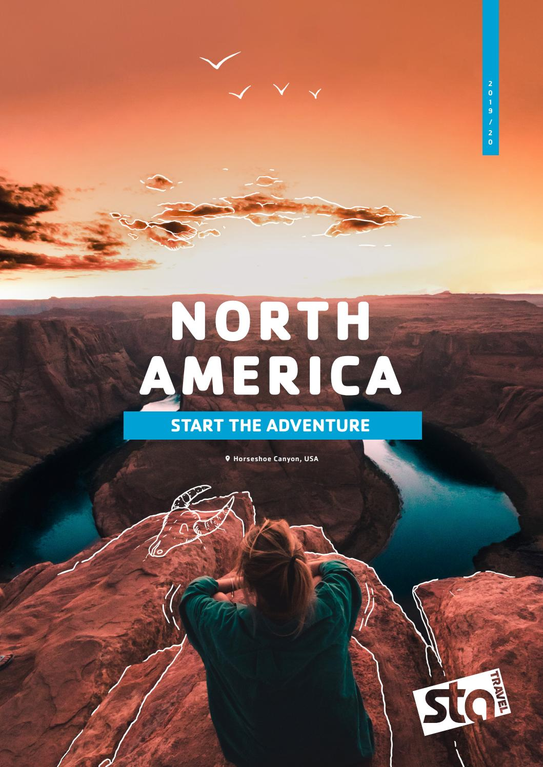 3f22cdafca2e7 North America 2019-20 NZD by STA Travel Ltd - issuu