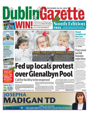 9b7758876a488 Dublin Gazette: South Edition by Dublin Gazette - issuu