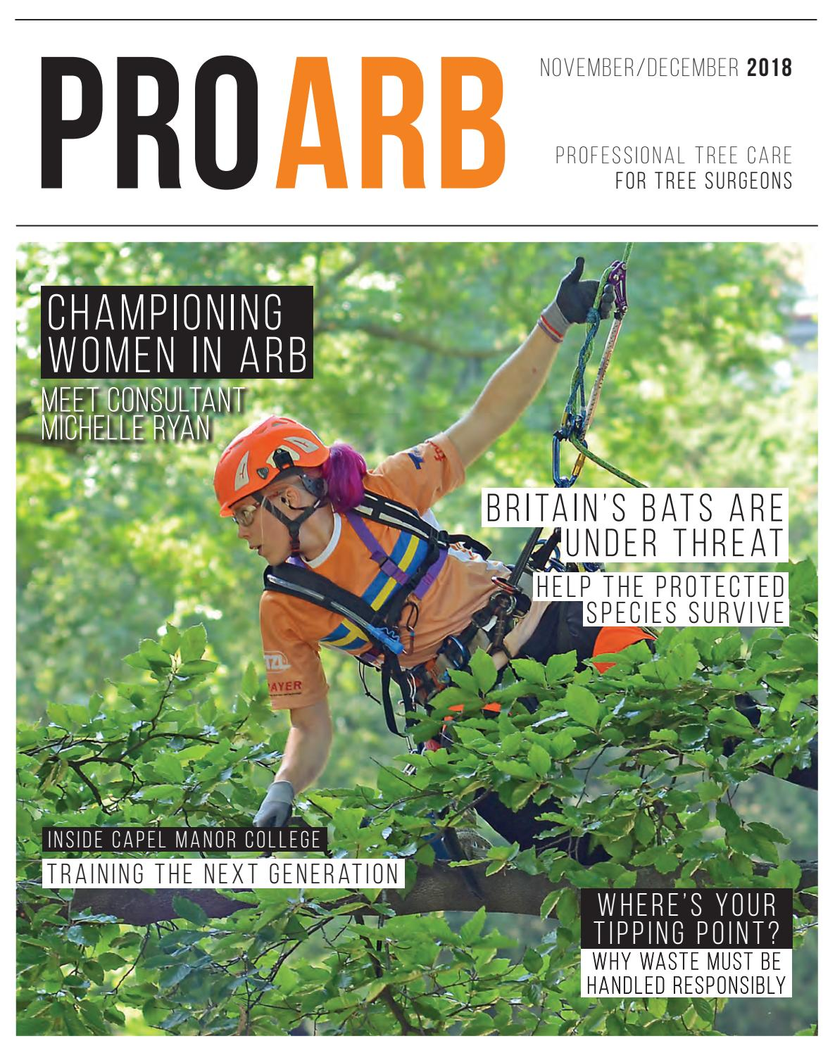 8488129add9 Pro Arb November December 2018 by Eljays44 - issuu