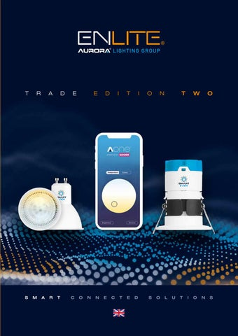 Expo Stands Lightsee : Trade edition two smart connected solutions by aurora lighting issuu