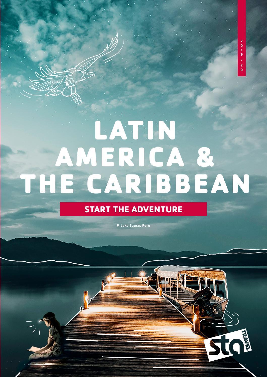 1fb73846f972 Latin America 2019-20 AUD by STA Travel Ltd - issuu